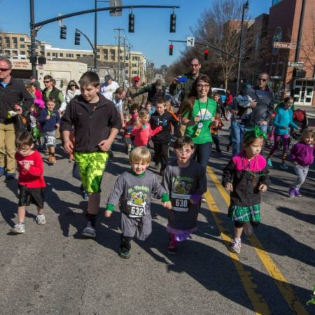 St. Paddy's Kids Run
